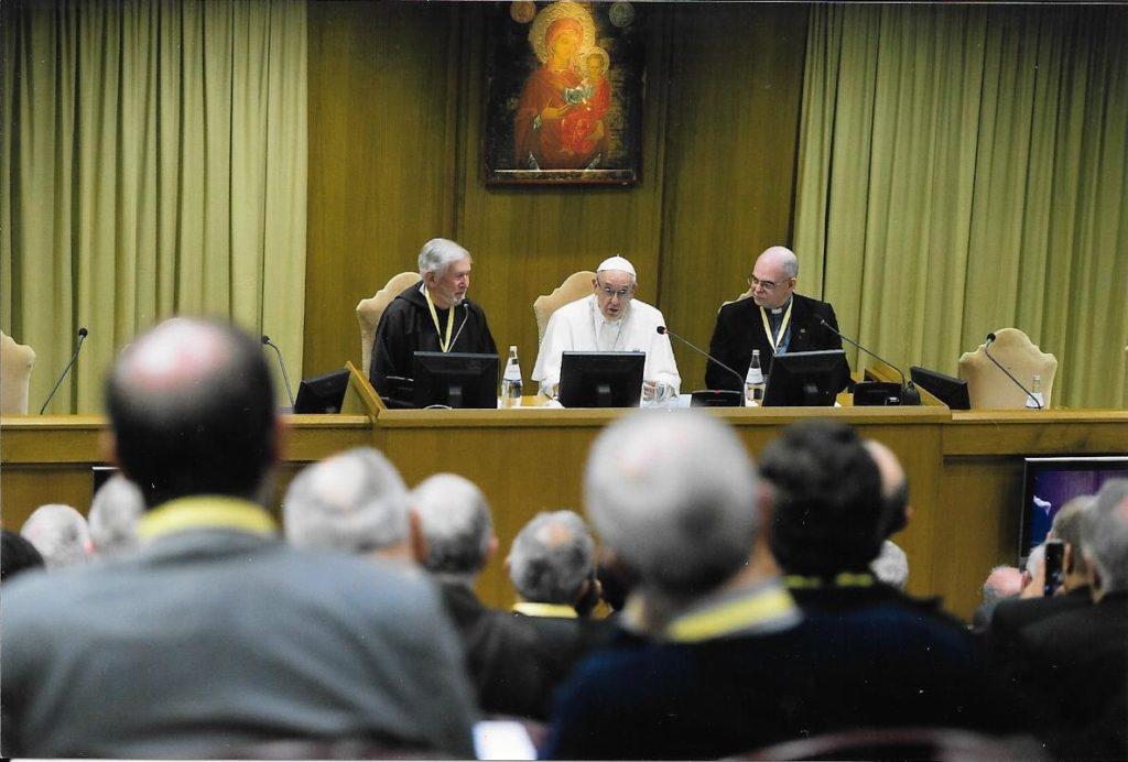 2016.11.25 - Udienza Aula del Sinodo (1)