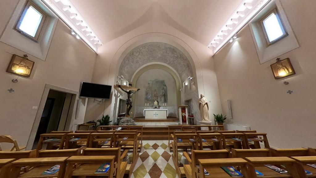 Casa di Nazareth di Bosco Chiesanuova 3