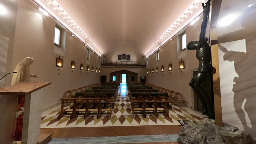 Casa di Nazareth di Bosco Chiesanuova 4