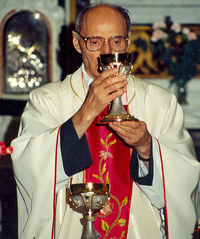Opera famiglia di Nazareth - Padre Silvestrelli fondatore (2)