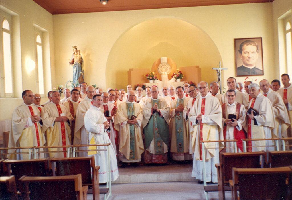 Sacerdoti Aggregati Opera Famiglia di Nazareth