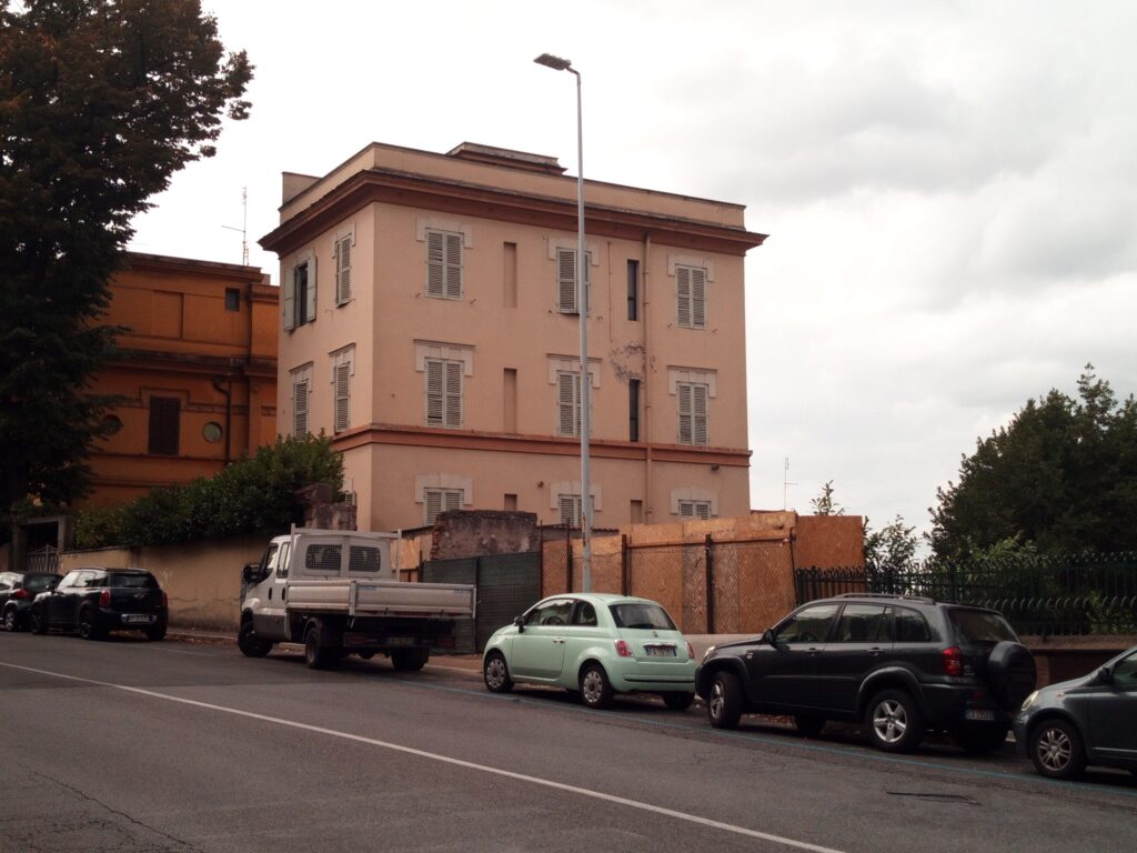 Casa di Nazareth di Roma