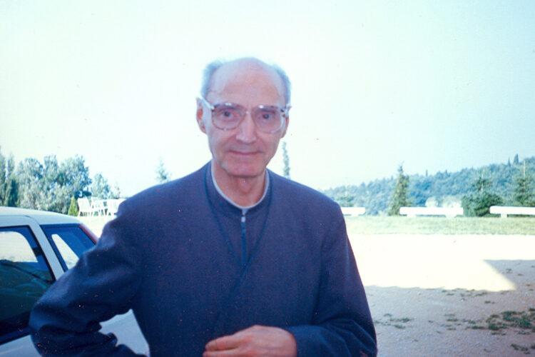 padre Stefano Igino Silvestrelli